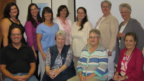 The 2013-2014 MaMHCA Board of Directors